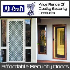 Ali-Craft - Promotion  sc 1 st  Yellow Pages & Ali-Craft - Security Doors Windows u0026 Equipment - 96 Beechboro Rd ...