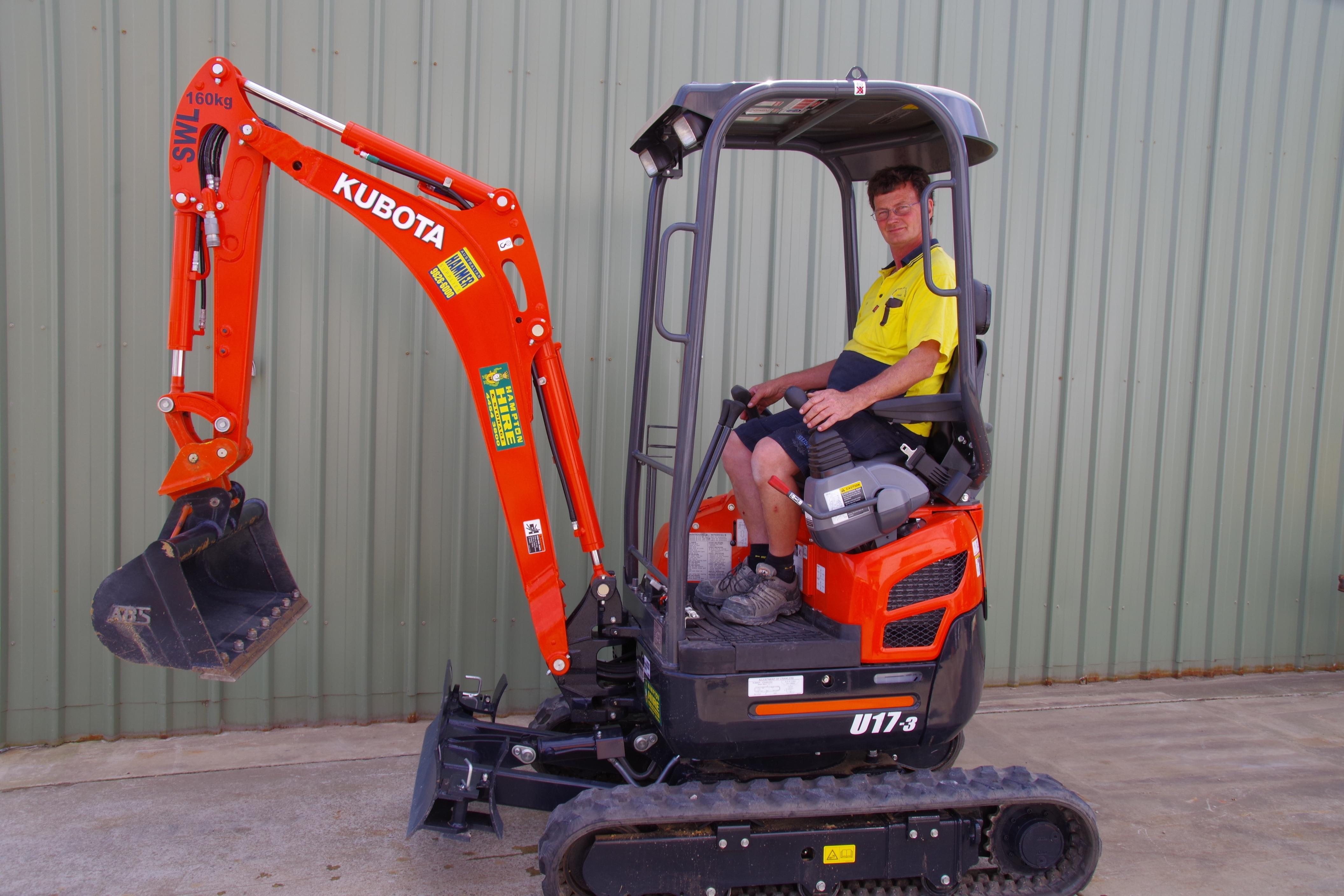Hampton Hire & Storage - Builders & Contractors Equipment