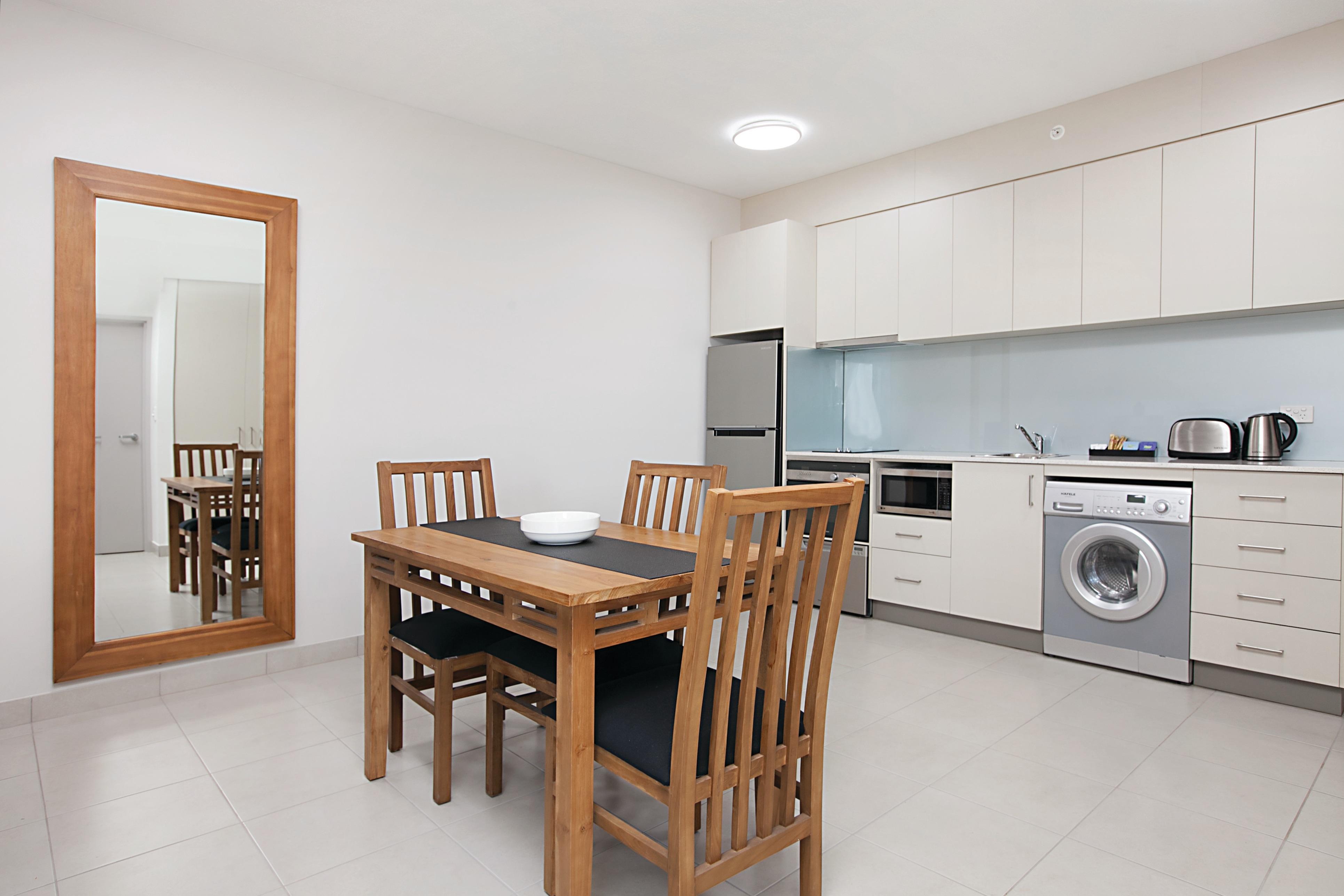 Zen Quarter Apartments - Serviced Apartments - 6 Carey St - Darwin
