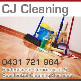 CJ Cleaning   Promotion