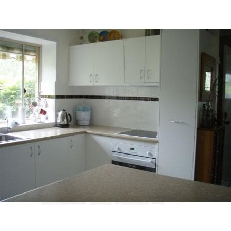 The pre loved kitchen centre pty ltd kitchen renovations designs 2 97 99 logan river rd Kitchen design centre brisbane