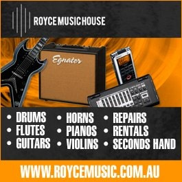 Royce music house music musical instruments 17 bowen for Instrumental house music