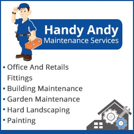 Handy Andy Maintenance Services Home Maintenance