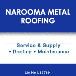 Narooma Metal Roofing Roofing Construction Amp Services