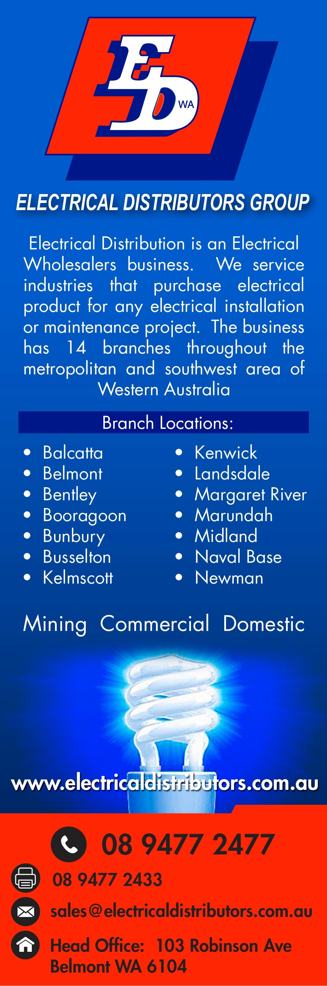 Electrical Distributors - Electrical Wholesalers - Unit 2 40
