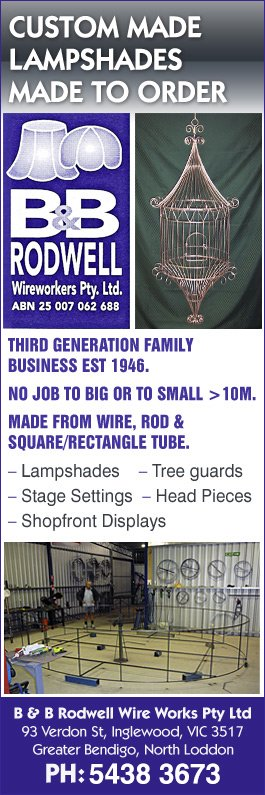 B b rodwell wireworkers pty ltd lampshades 93 verdon st b b rodwell wireworkers pty ltd promotion keyboard keysfo Gallery