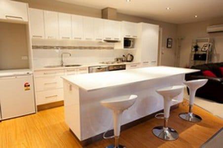 Ezikit kitchen renovations designs hobart for Kitchen designs hobart
