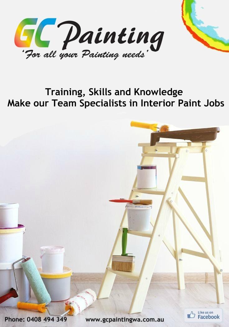 GC Painting - Painters & Decorators - Port Kennedy
