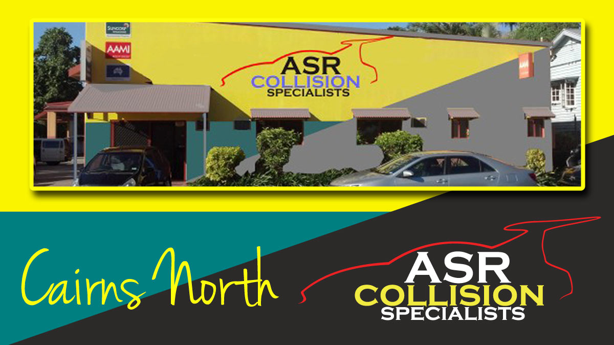 ASR Collision Specialists - Panel Beater & Painters - 31- 33