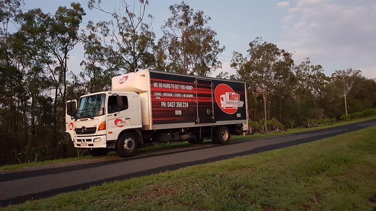 Matts Transport Removals and Storage - Furniture ...