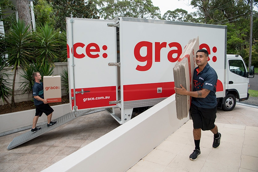 grace removals group furniture removalists movers