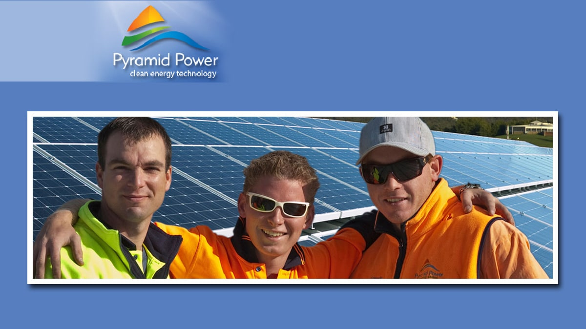 Pyramid Power Group - Solar Energy - BATEMANS BAY