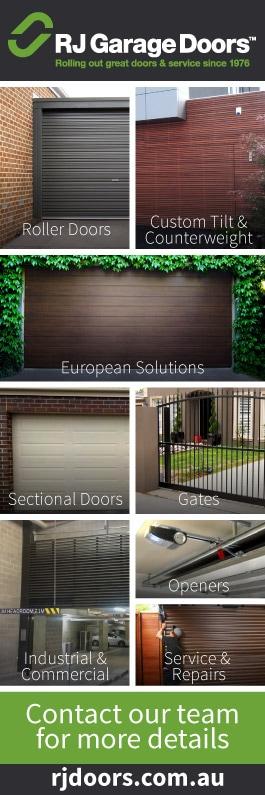 R J Garage Doors - Promotion & R J Garage Doors - Door u0026 Gate Operating Equipment - BORONIA pezcame.com