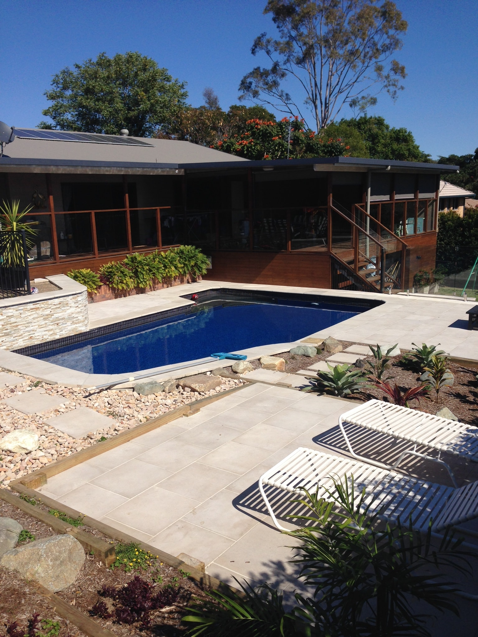 Coast wide pool spa service swimming pool designs for Pool design services