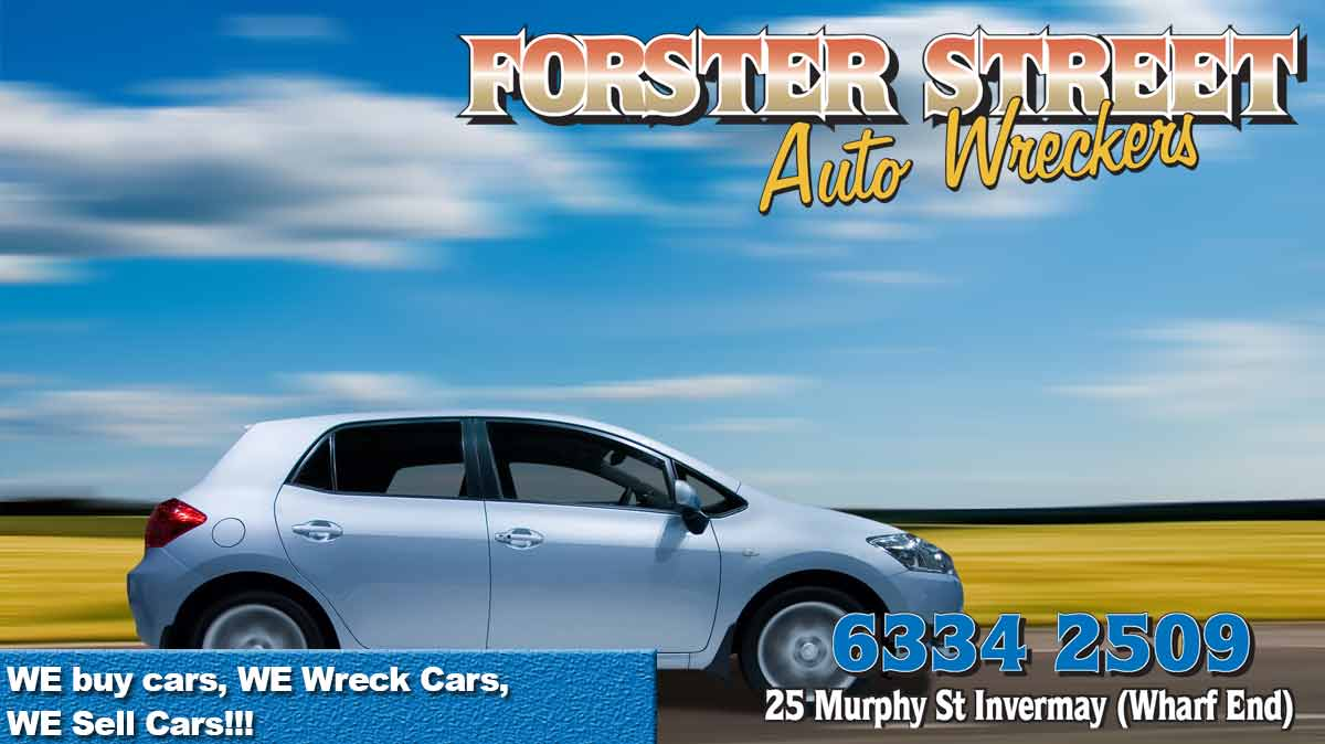 Forster Street Auto Wreckers - Auto Wreckers & Recyclers - 25 Murphy ...