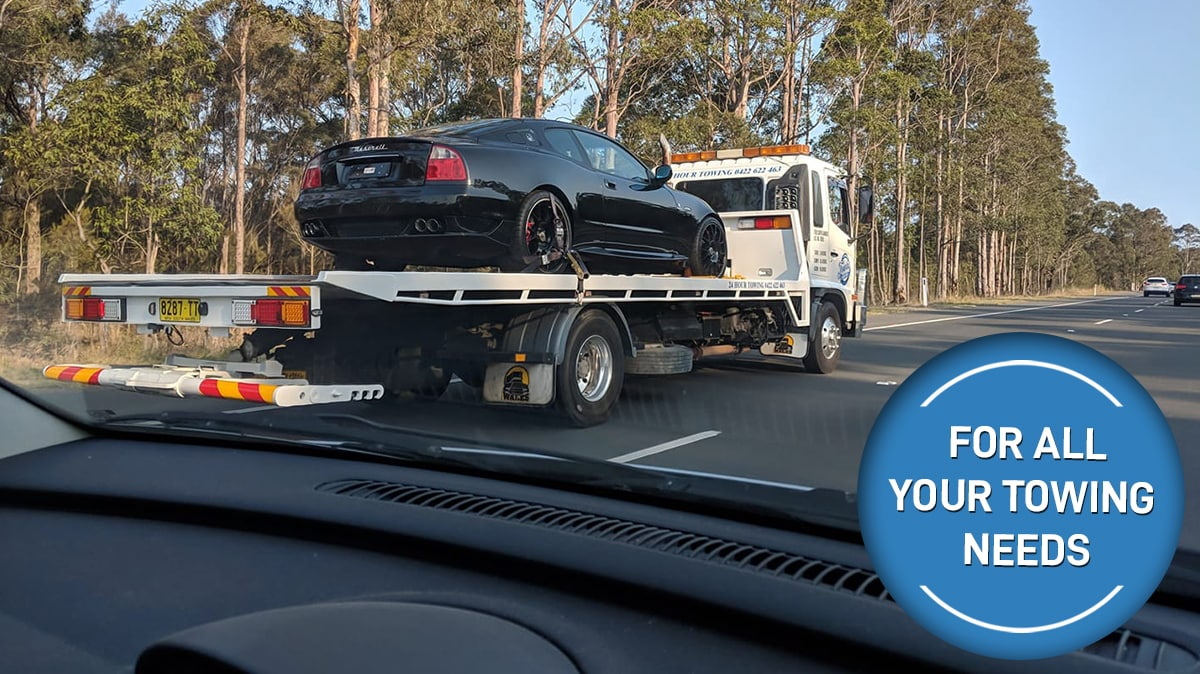 Shoalhaven Towing & Recovery - Towing Services - North Nowra