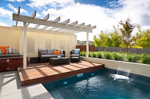 Gordon ave pools spas swimming pool designs for Pool design geelong
