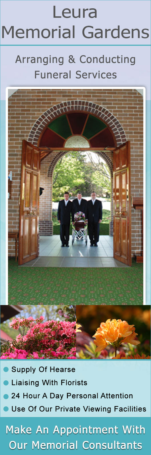leura memorial gardens funeral service cremation 1 kitchener - Memorial Garden Funeral Home