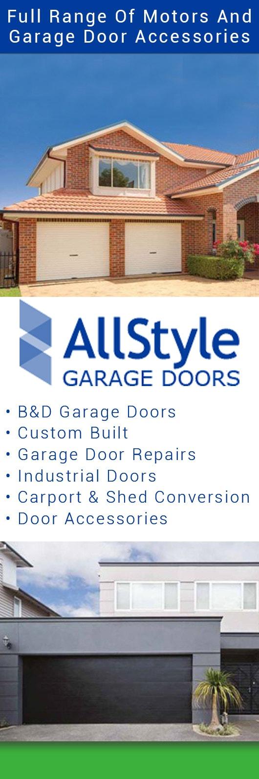 AllStyle Garage Doors - Promotion & AllStyle Garage Doors - Garage Doors u0026 Fittings - 1/ 715 South Rd ... pezcame.com