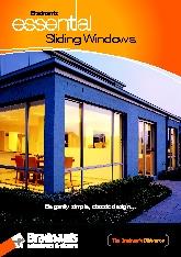 Essential Sliding Windows & Bradnam\u0027s Windows \u0026 Doors - Doors \u0026 Door Fittings - 95 Hanson Rd ...