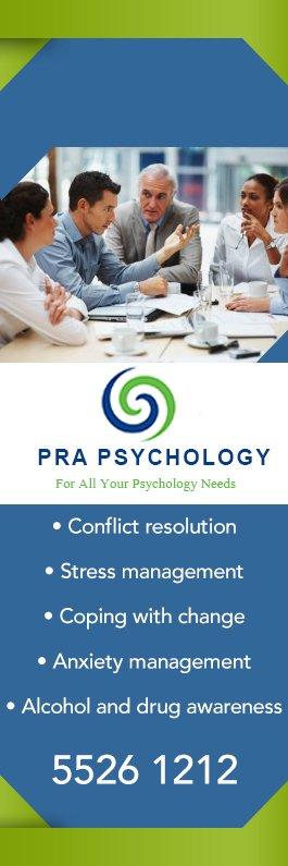 Minimum age for psychologist?