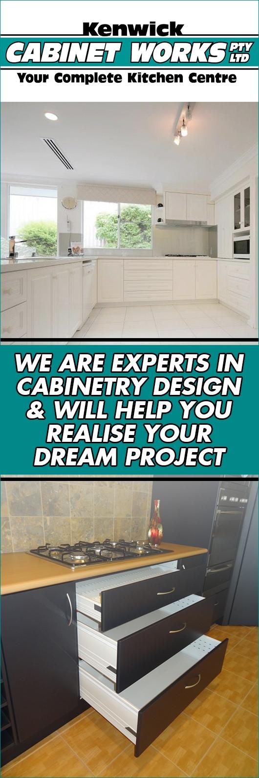 Kenwick Cabinet Works Pty Ltd - Kitchen Renovations & Designs - PERTH