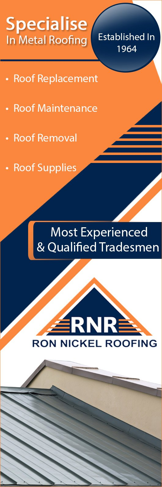 Ron Nickel Roofing Roofing Materials 15a Machinery Dr