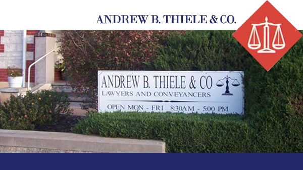 Andrew B Thiele & Co - Lawyers & Solicitors - Maitland