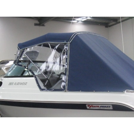 An Allover Boat Cover on a Wake Board Boat to the gunwhale rubber.  sc 1 st  Yellow Pages & Prestige Boat Covers - Motor u0026 Boat Canopy - Glenmore Park