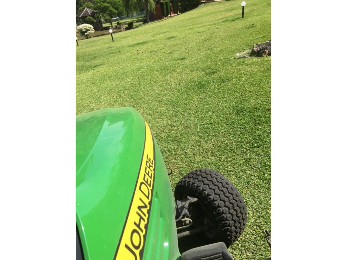 The local bloke lawn garden care on po box 434 warners for Local lawn mowing services