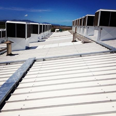 Bullnose Roofing Construction Services in Toowoomba, QLD