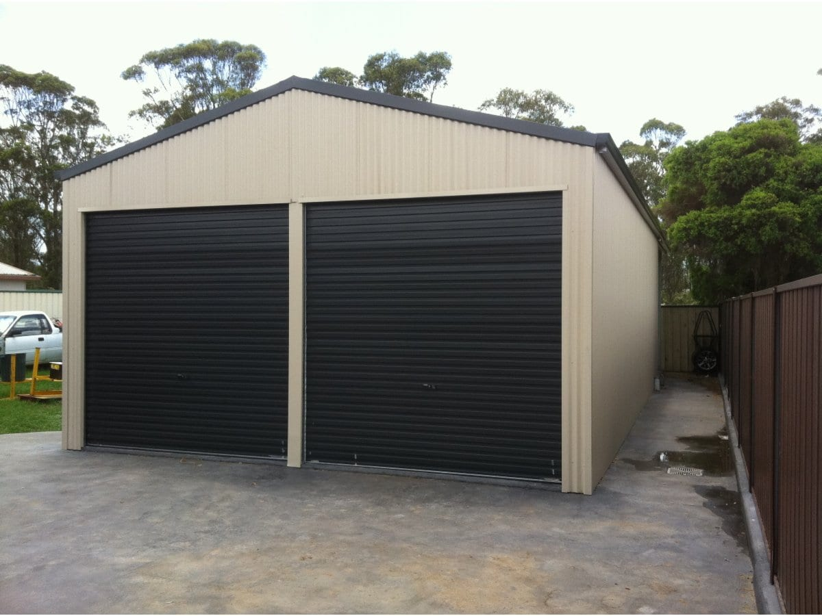Man Cave Sheds Amp Garages Nsw Rural Amp Industrial Sheds