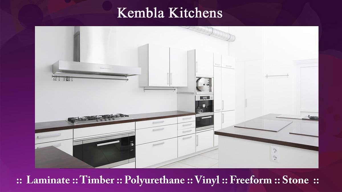 Kembla Kitchens - Kitchen Renovations & Designs - WOLLONGONG