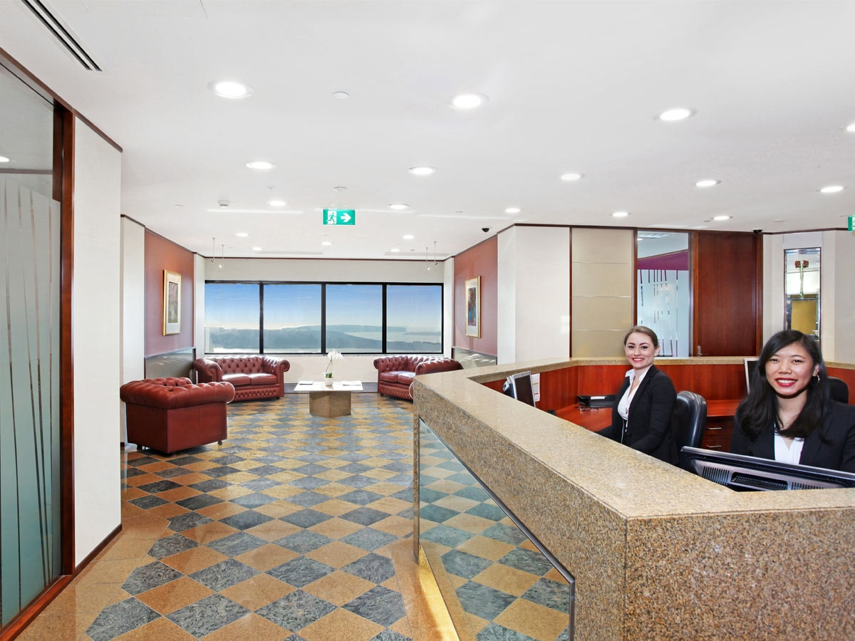 Servcorp serviced virtual offices serviced offices for 125 st georges terrace perth wa