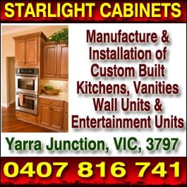 Starlight Cabinets   Promotion
