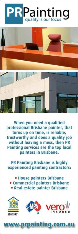 PR Painting Brisbane - Painters & Decorators - Mt Gravatt East