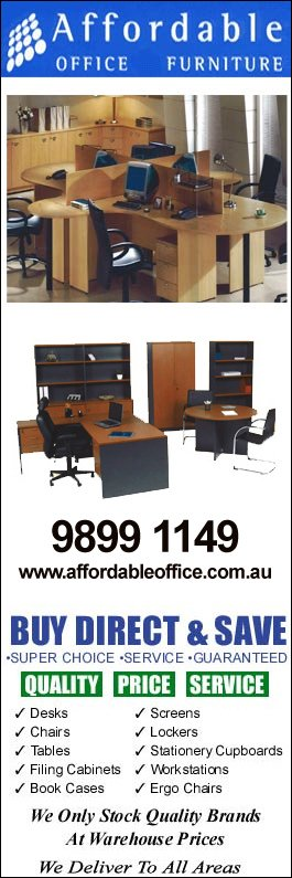 Affordable Office Furniture   Promotion