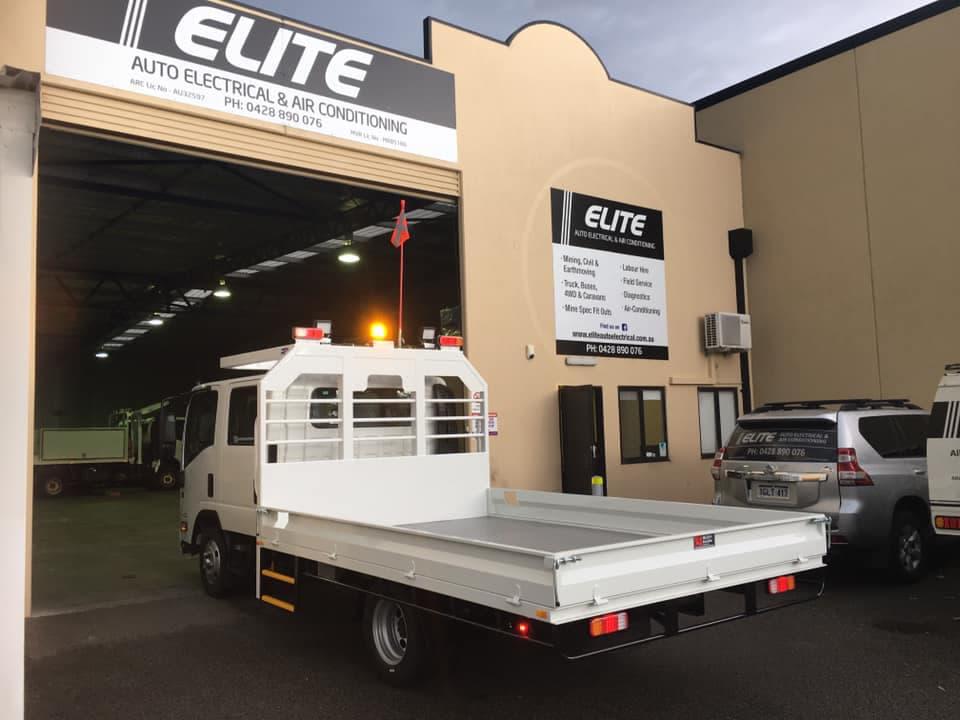 Elite Auto Electrical & Air-Conditioning - Auto ...