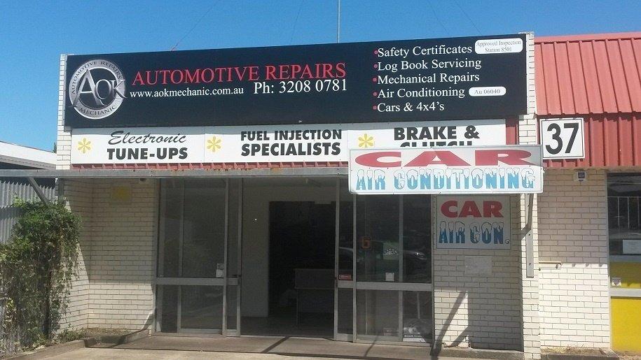 Aok automotive repairs mechanics motor engineers Randall motors