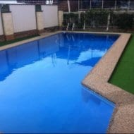 We insist not only that your pool looks lovely after a service, but that it is correctly balanced safe to swim