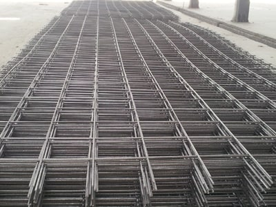 Rebar And Mesh Direct Concrete Sleepers Reinforcements