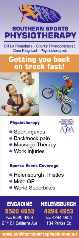 sports med physiotherapy sydney - photo#24